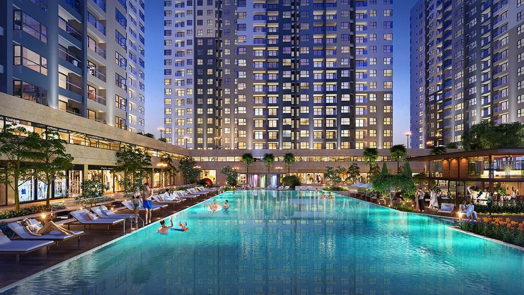 Nam Long dự định rót gần 2.000 tỷ đồng vào dự án Akari City - Ảnh 1.