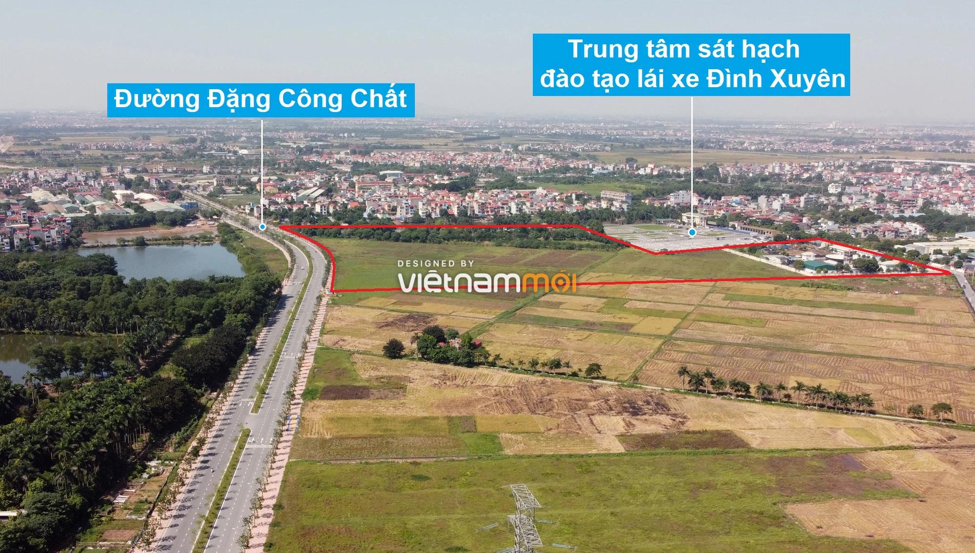 Gia Lâm lấy ý kiến về hai dự án công viên cây xanh ở Đình Xuyên và Đa Tốn - Ảnh 2.