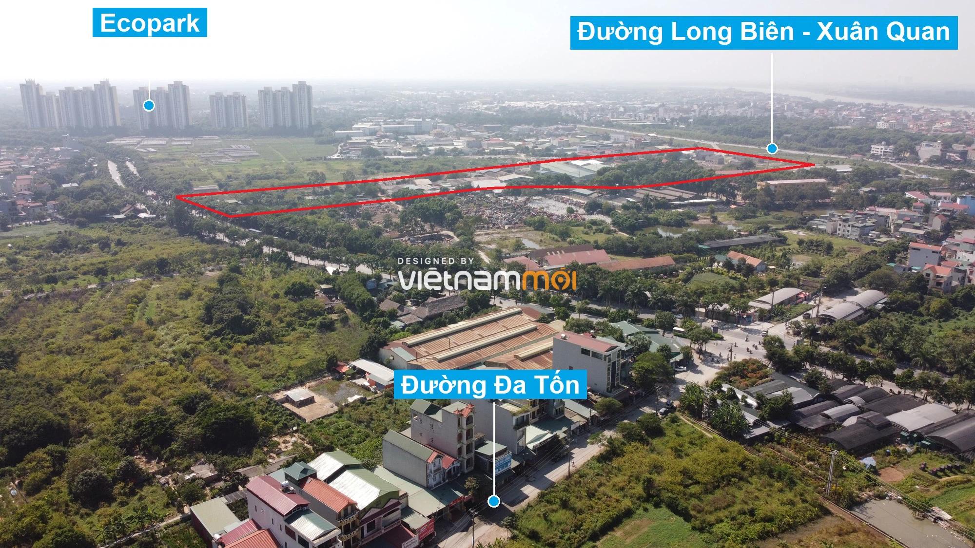 Gia Lâm lấy ý kiến về hai dự án công viên cây xanh ở Đình Xuyên và Đa Tốn - Ảnh 3.