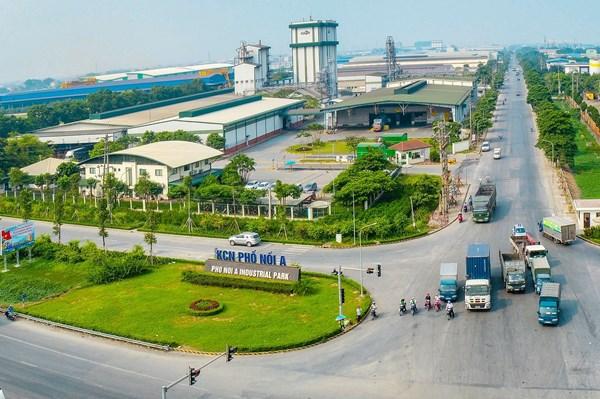 Hưng Yên có khu công nghiệp số 05 quy mô hơn 190 ha - Ảnh 1.