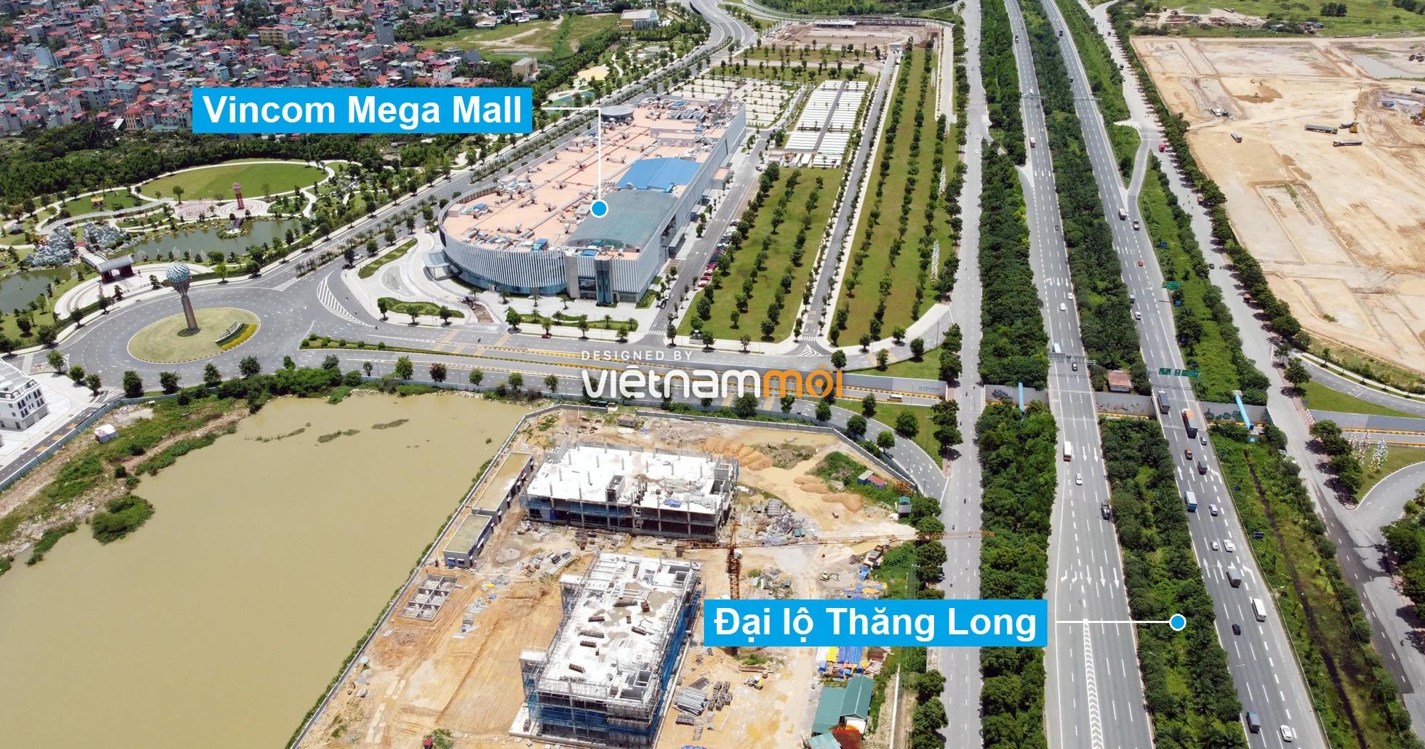Đường sẽ mở theo quy hoạch xung quanh khu đô thị Vinhomes Smart City (phần 3) - Ảnh 5.