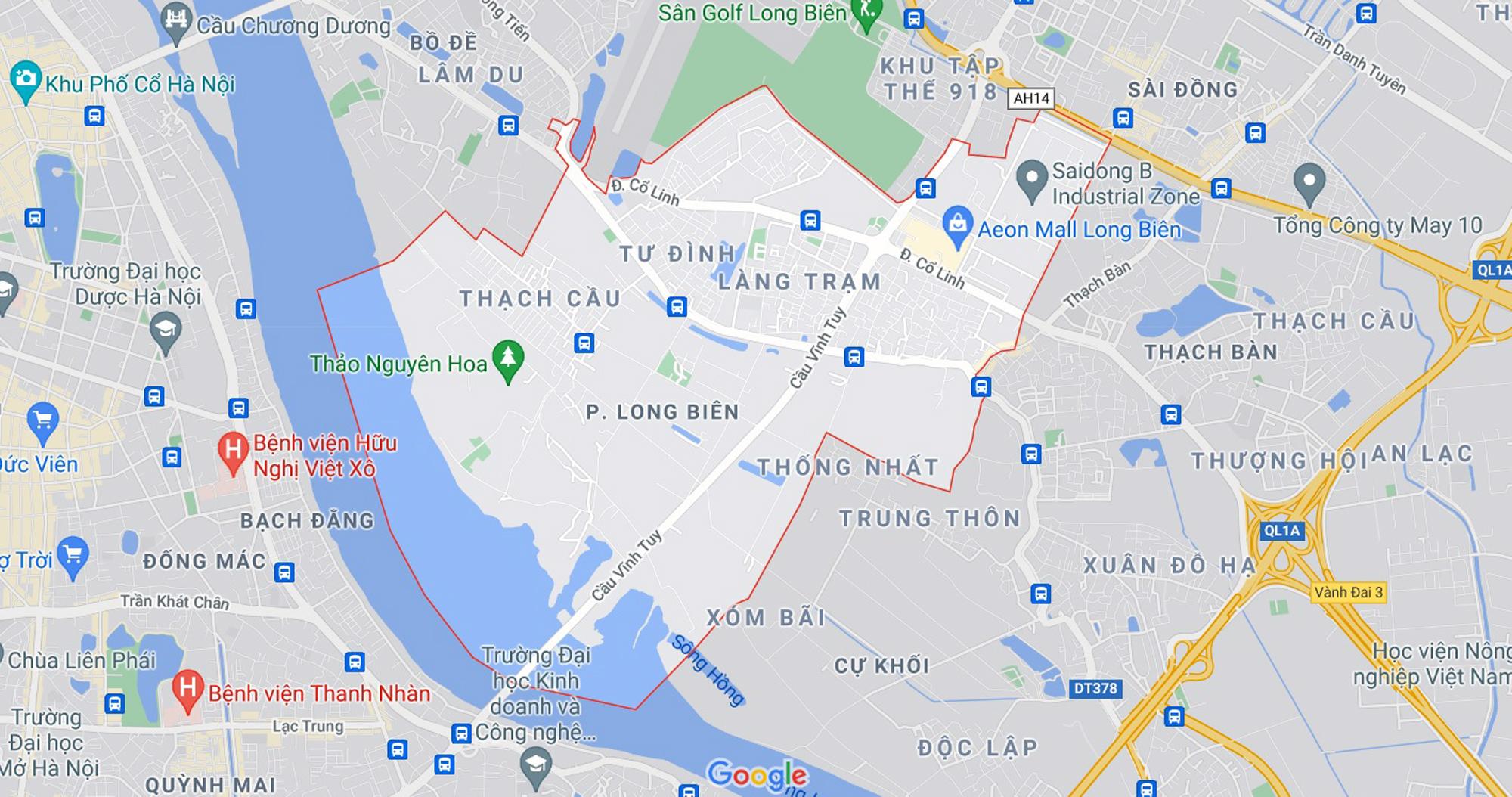 Những khu đất sắp thu hồi để mở đường ở phường Long Biên, Long Biên, Hà Nội (phần 3) - Ảnh 1.