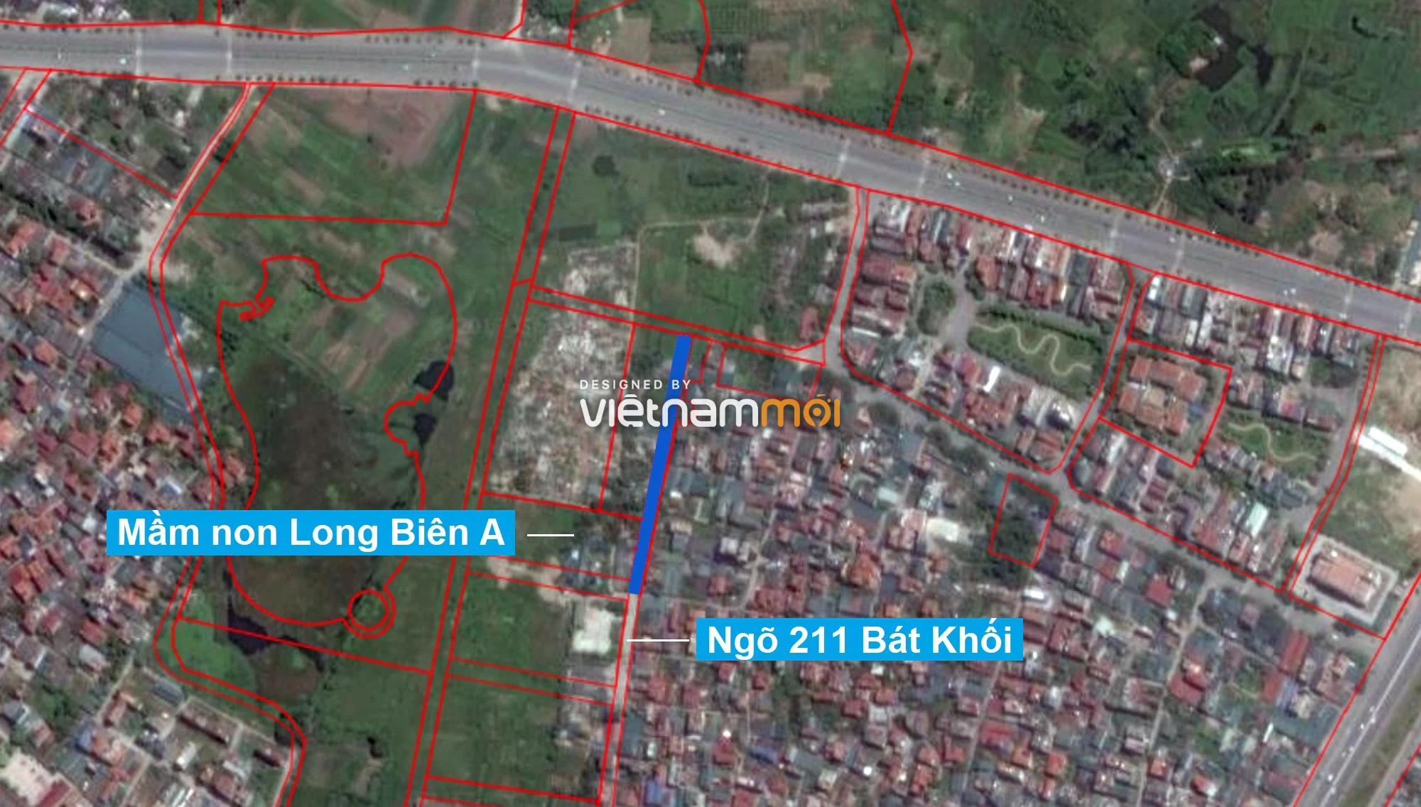 Những khu đất sắp thu hồi để mở đường ở phường Long Biên, Long Biên, Hà Nội (phần 3) - Ảnh 2.
