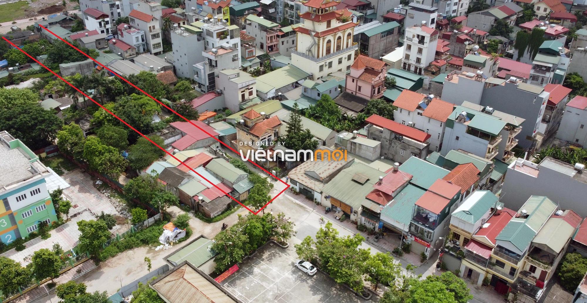 Những khu đất sắp thu hồi để mở đường ở phường Long Biên, Long Biên, Hà Nội (phần 3) - Ảnh 4.