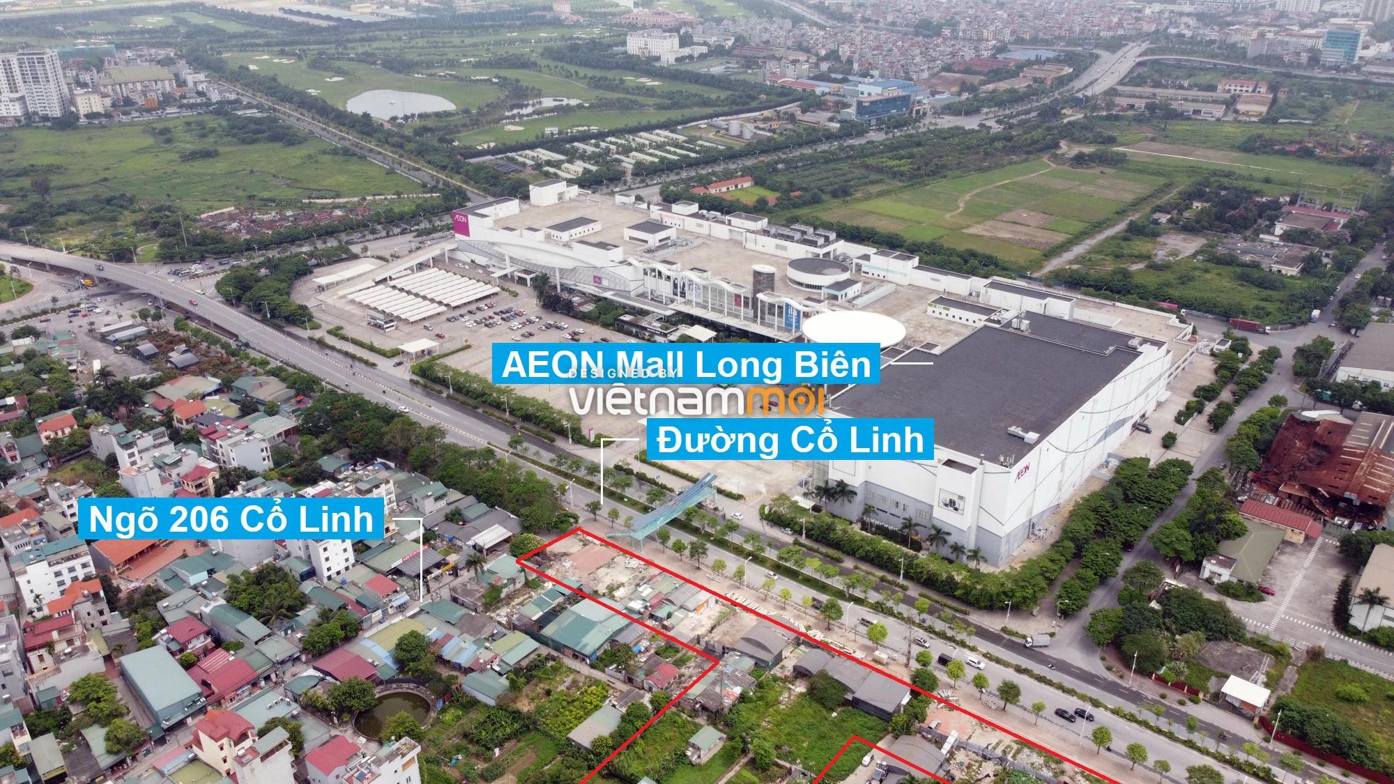 Những khu đất sắp thu hồi để mở đường ở phường Long Biên, Long Biên, Hà Nội (phần 3) - Ảnh 8.
