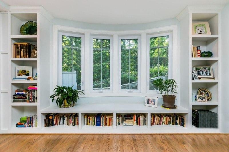 Gợi ý cách thiết kế chỗ ngồi bên cửa sổ thoải mái nhất - Ảnh 6.