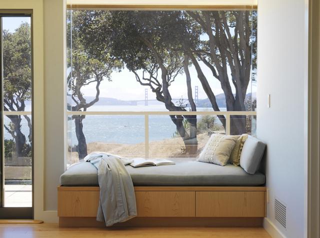 Gợi ý cách thiết kế chỗ ngồi bên cửa sổ thoải mái nhất - Ảnh 3.