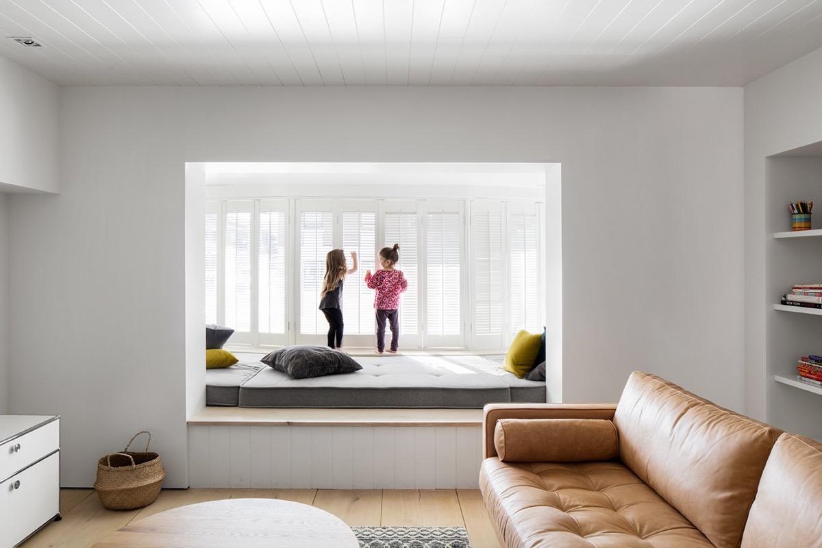 Gợi ý cách thiết kế chỗ ngồi bên cửa sổ thoải mái nhất - Ảnh 7.