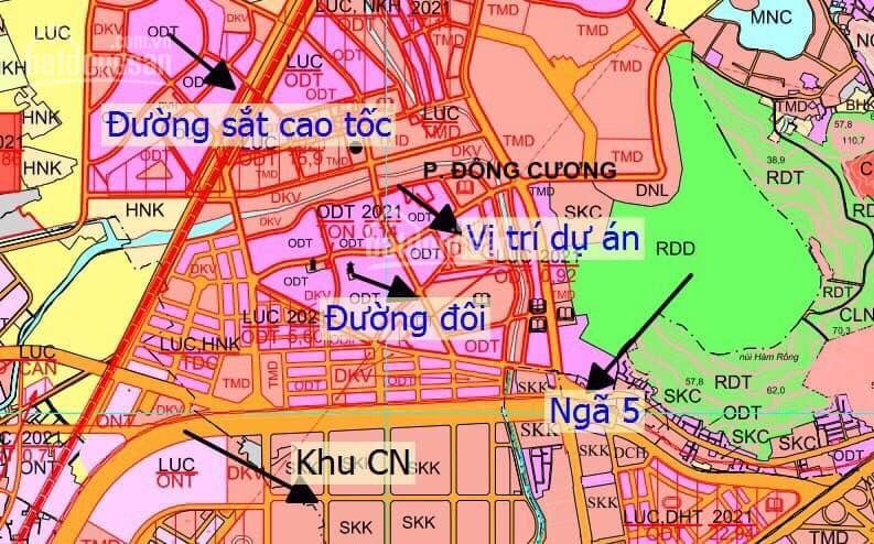 Tập đoàn T&T muốn tài trợ lập quy hoạch KĐT mới Đông Cương, TP Thanh Hóa - Ảnh 1.