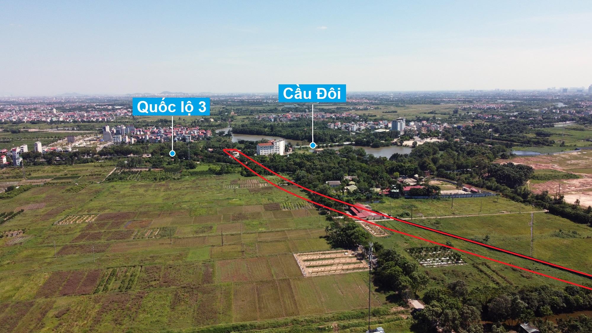 Đường sẽ mở theo quy hoạch xung quanh dự án Thành phố Thông minh Bắc Hà Nội (phần 2) - Ảnh 6.