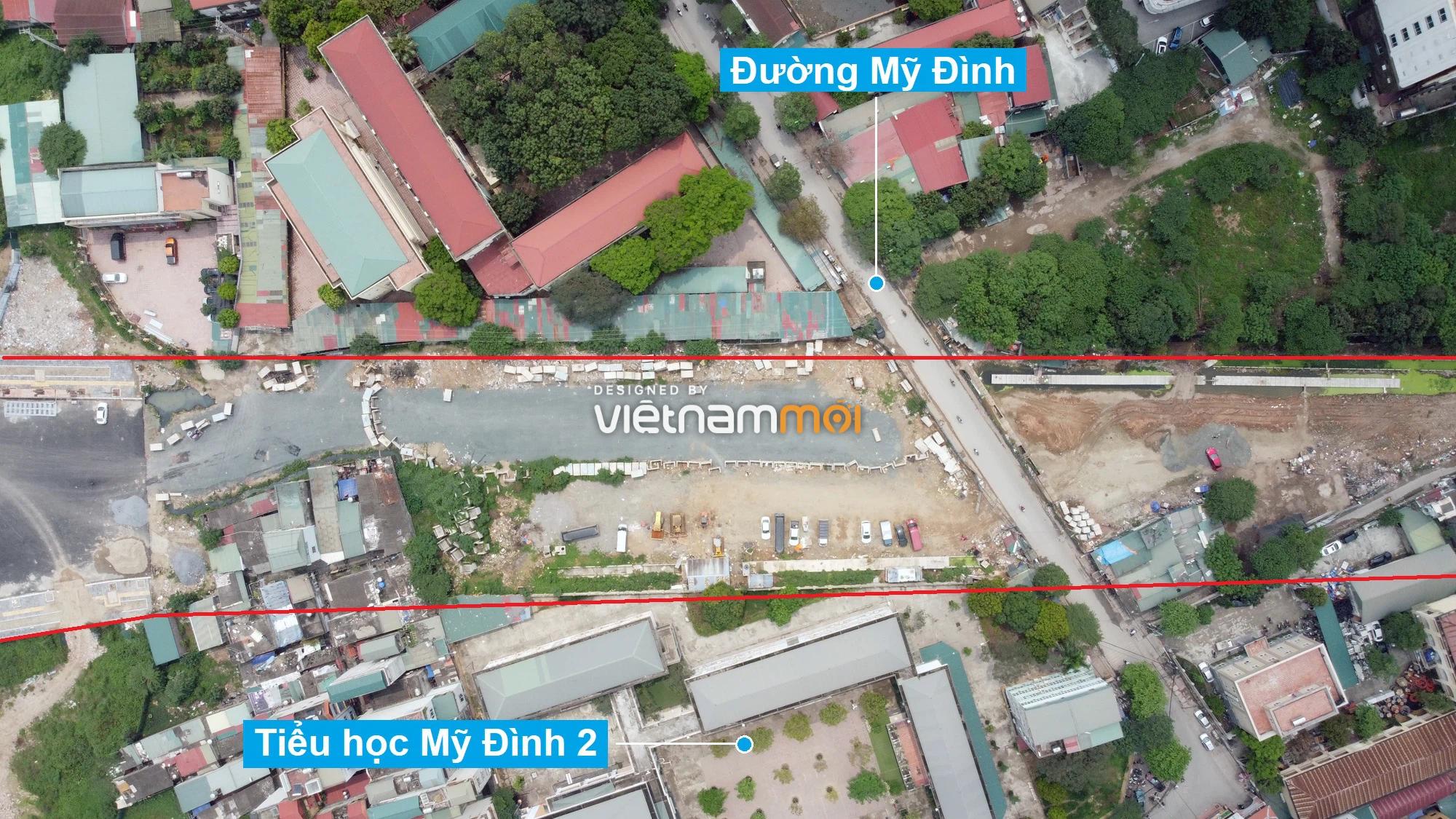 Những khu đất sắp thu hồi để mở đường ở phường Mỹ Đình 2, Nam Từ Liêm, Hà Nội (phần 1) - Ảnh 4.