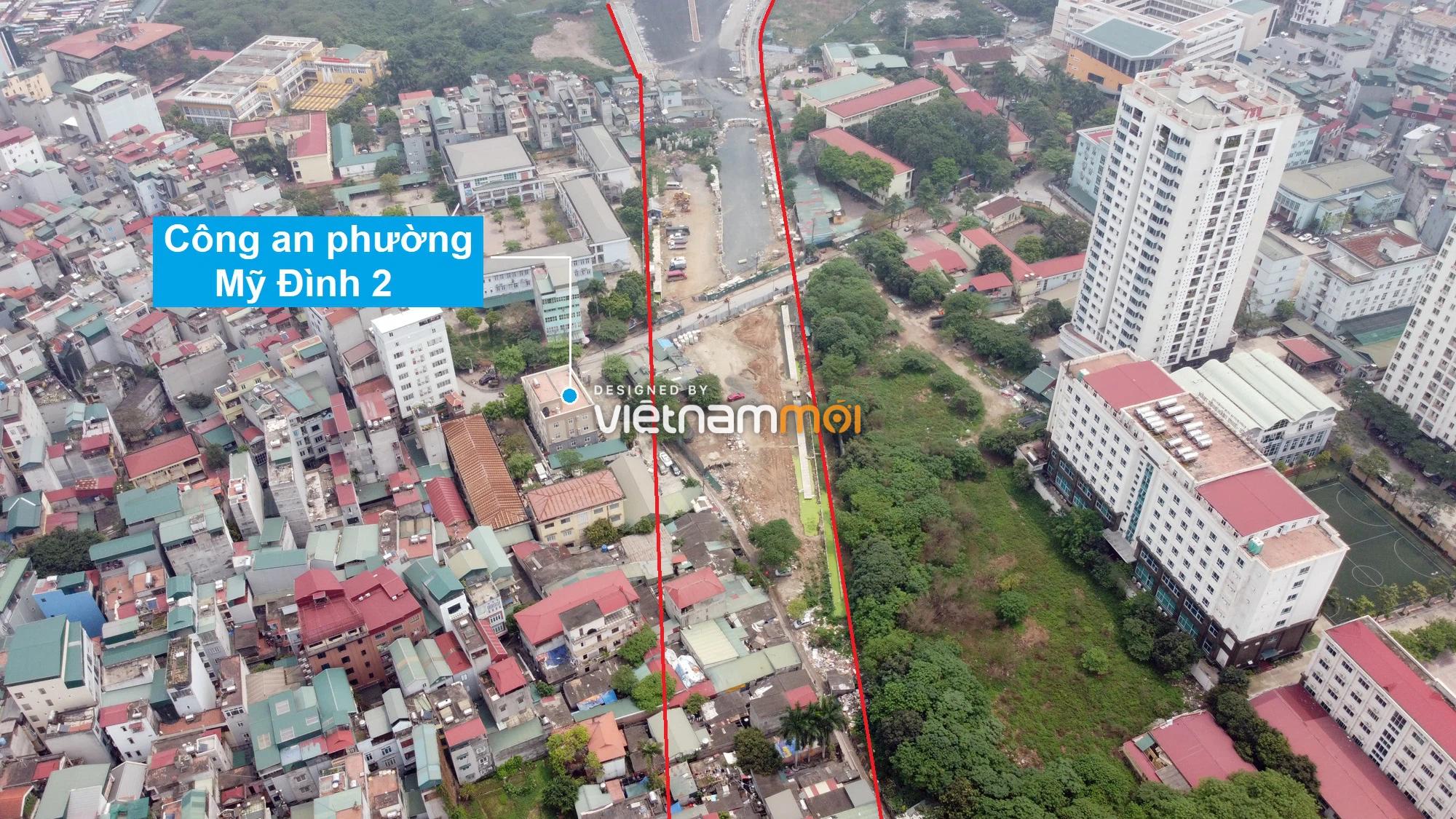 Những khu đất sắp thu hồi để mở đường ở phường Mỹ Đình 2, Nam Từ Liêm, Hà Nội (phần 1) - Ảnh 5.