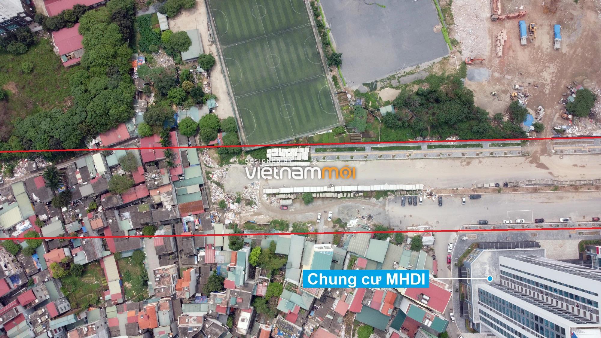 Những khu đất sắp thu hồi để mở đường ở phường Mỹ Đình 2, Nam Từ Liêm, Hà Nội (phần 1) - Ảnh 7.
