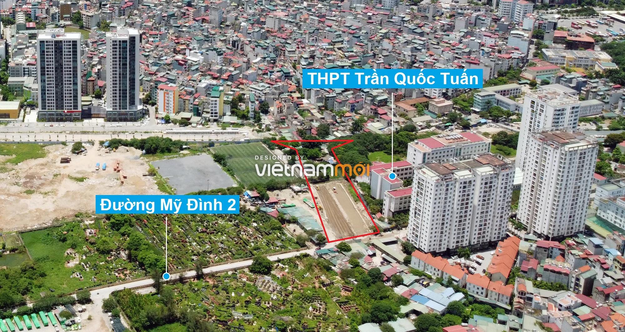 Những khu đất sắp thu hồi để mở đường ở phường Mỹ Đình 2, Nam Từ Liêm, Hà Nội (phần 1) - Ảnh 11.