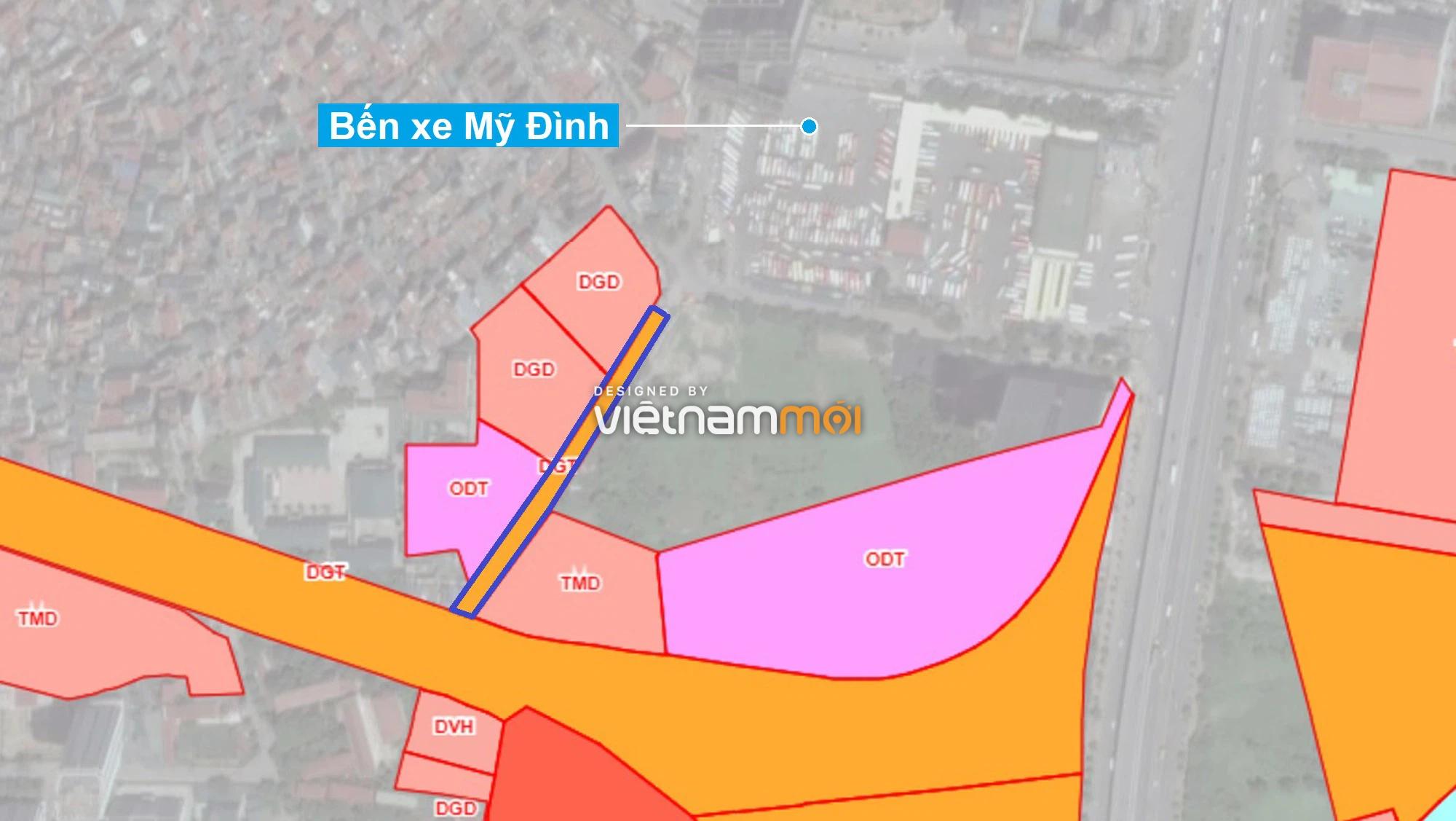 Những khu đất sắp thu hồi để mở đường ở phường Mỹ Đình 2, Nam Từ Liêm, Hà Nội (phần 1) - Ảnh 13.