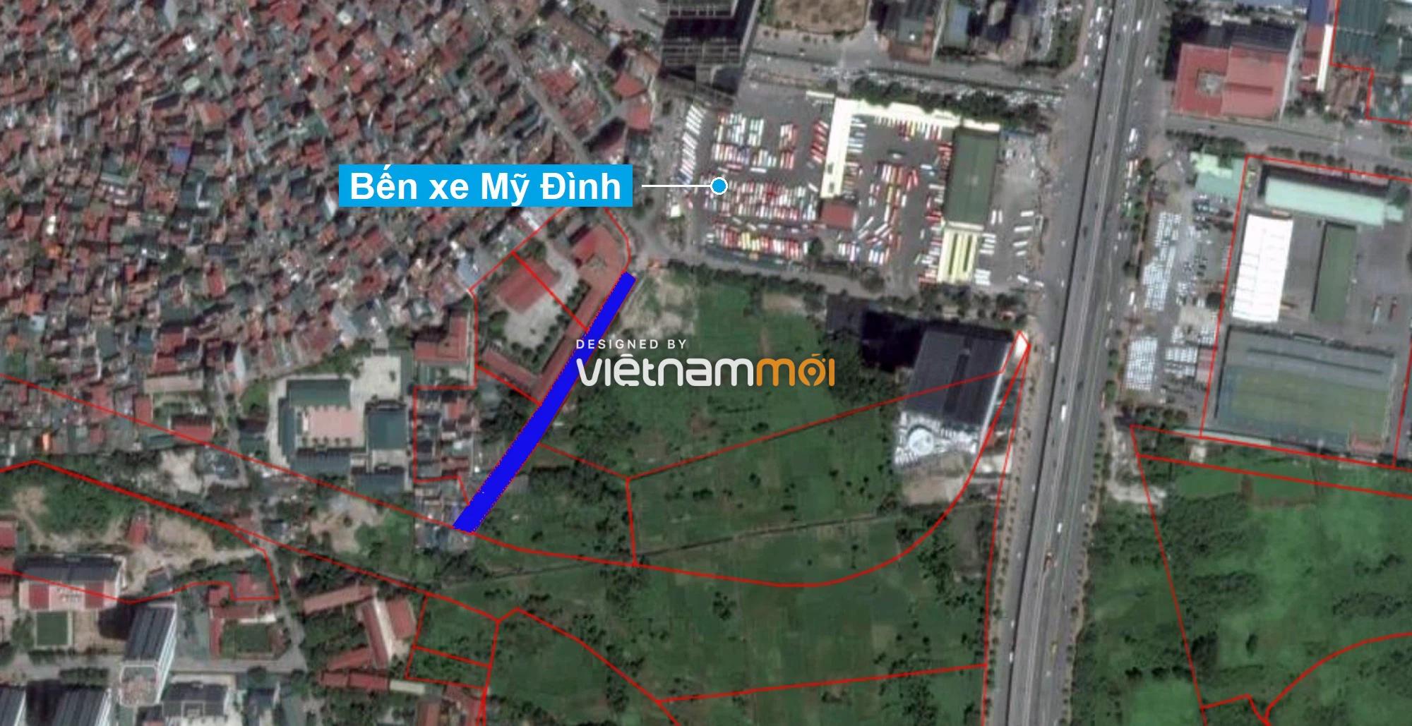 Những khu đất sắp thu hồi để mở đường ở phường Mỹ Đình 2, Nam Từ Liêm, Hà Nội (phần 1) - Ảnh 14.