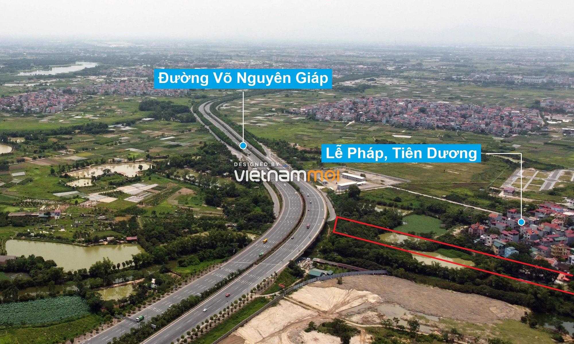 Đường sẽ mở theo quy hoạch xung quanh dự án Thành phố Thông minh Bắc Hà Nội (phần 2) - Ảnh 2.