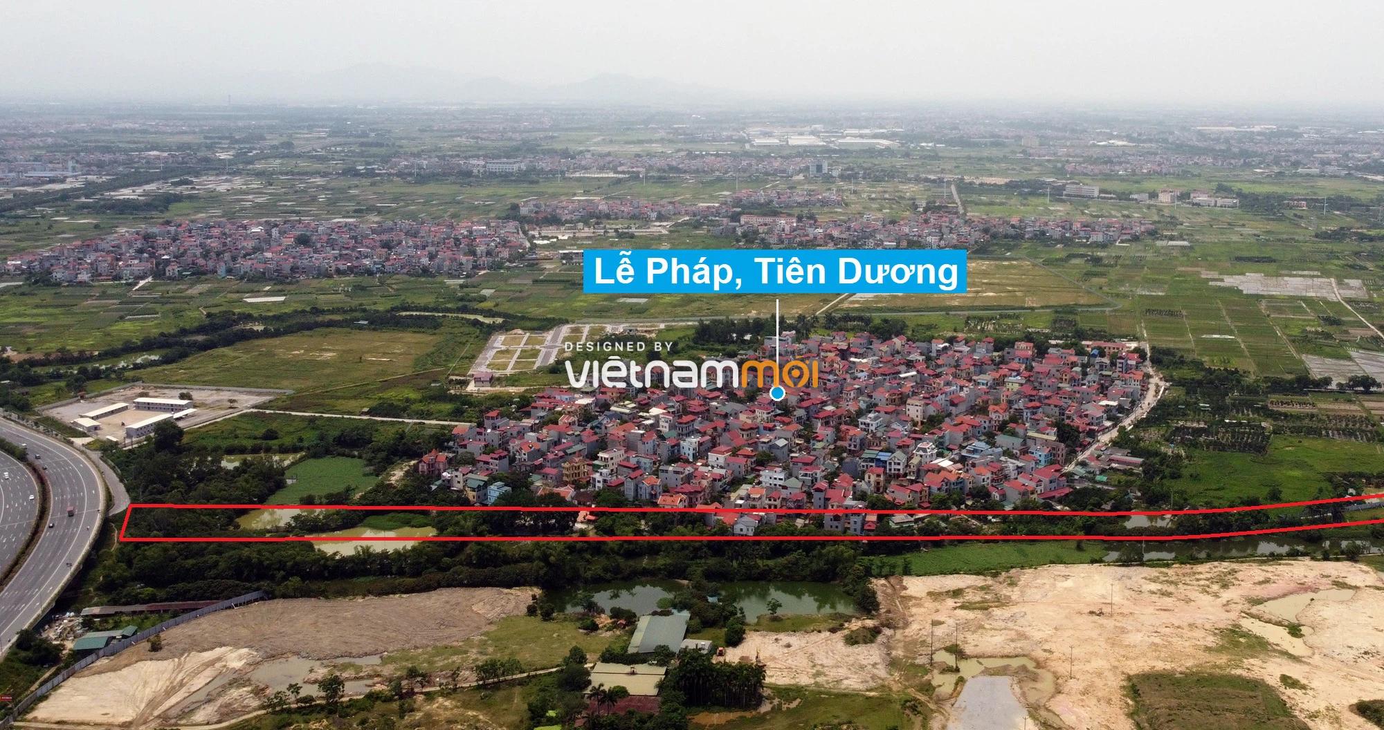 Đường sẽ mở theo quy hoạch xung quanh dự án Thành phố Thông minh Bắc Hà Nội (phần 2) - Ảnh 3.