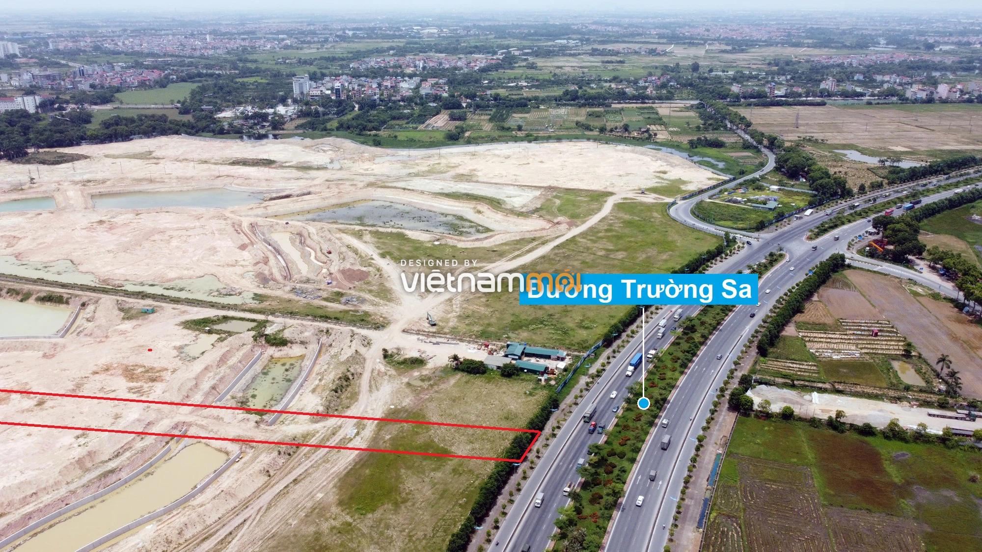 Đường sẽ mở theo quy hoạch xung quanh dự án Thành phố Thông minh Bắc Hà Nội (phần 2) - Ảnh 8.