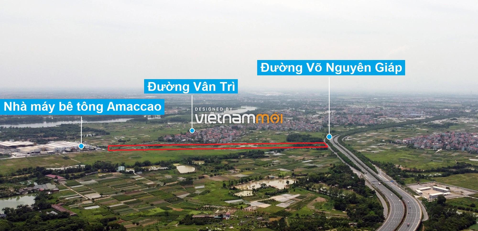 Đường sẽ mở theo quy hoạch xung quanh dự án Thành phố Thông minh Bắc Hà Nội (phần 2) - Ảnh 14.