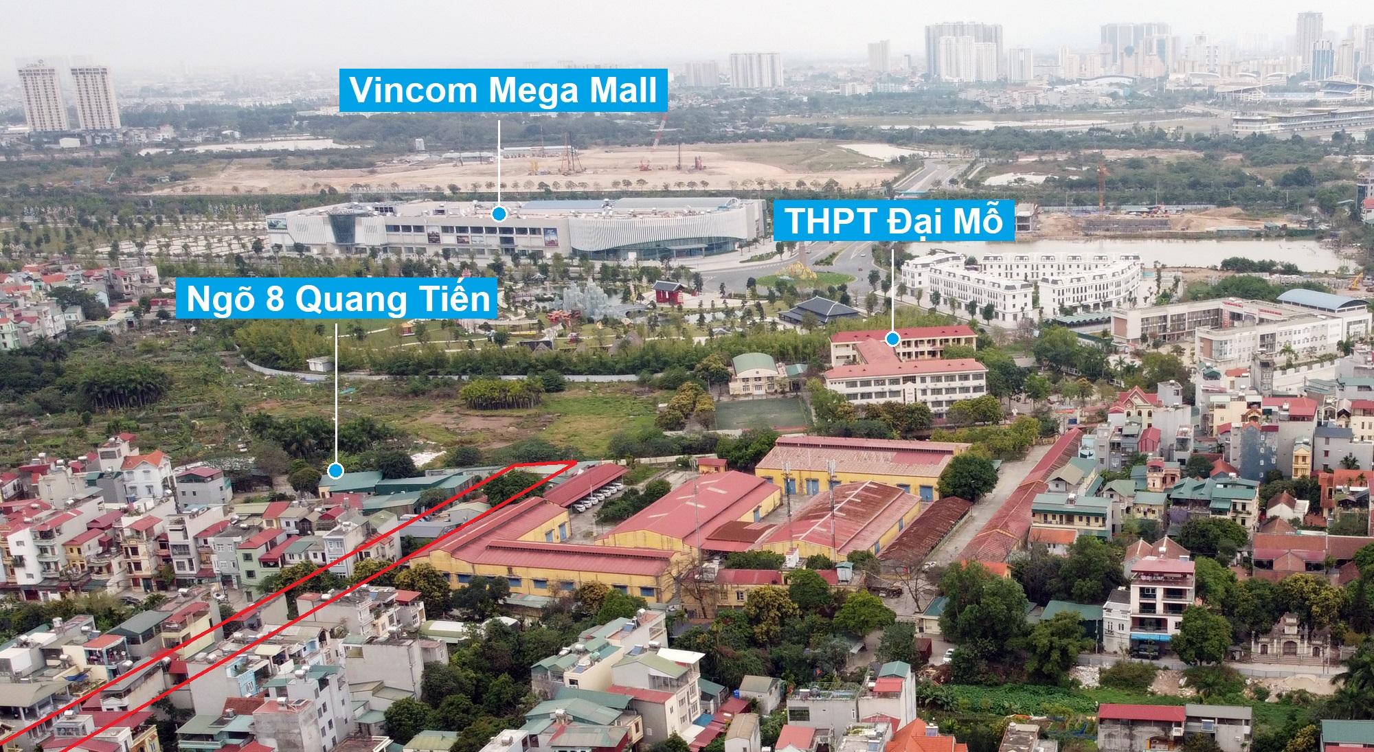 Đường sẽ mở theo quy hoạch xung quanh khu đô thị Vinhomes Smart City (phần 3) - Ảnh 7.