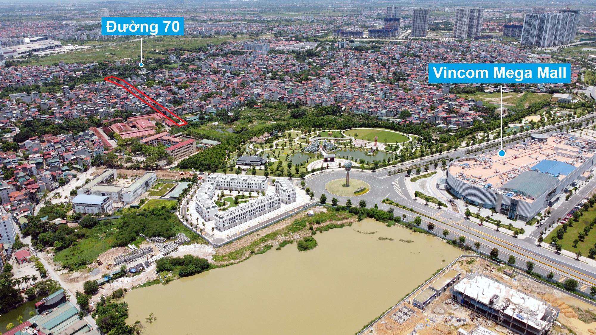 Đường sẽ mở theo quy hoạch xung quanh khu đô thị Vinhomes Smart City (phần 3) - Ảnh 9.