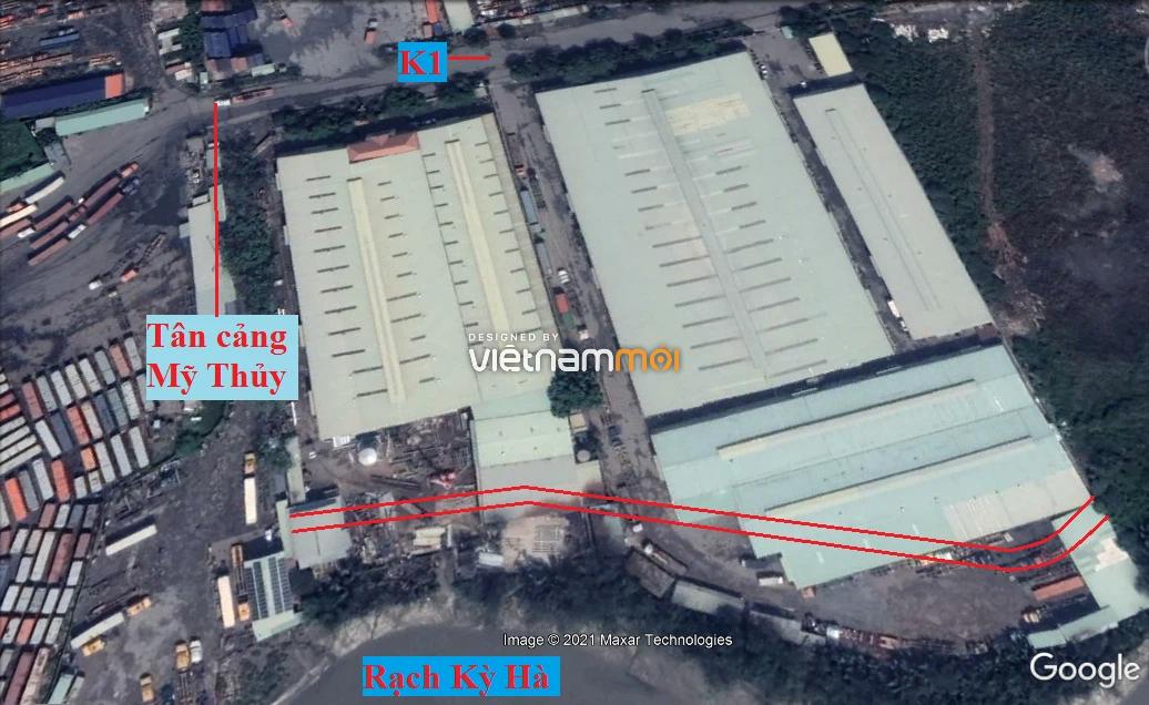 Đường sẽ mở theo quy hoạch ở phường Thạnh Mỹ Lợi, quận 2, Thủ Đức, TP HCM (phần 7) - Ảnh 2.