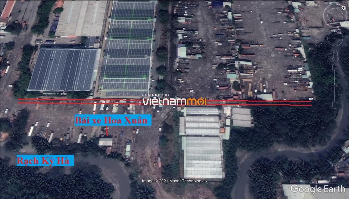 Đường sẽ mở theo quy hoạch ở phường Thạnh Mỹ Lợi, quận 2, Thủ Đức, TP HCM (phần 7) - Ảnh 5.