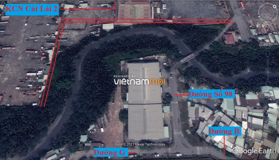 Đường sẽ mở theo quy hoạch ở phường Thạnh Mỹ Lợi, quận 2, Thủ Đức, TP HCM (phần 7) - Ảnh 6.