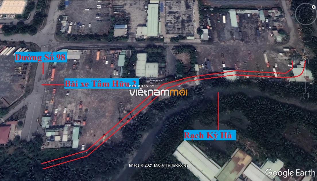Đường sẽ mở theo quy hoạch ở phường Thạnh Mỹ Lợi, quận 2, Thủ Đức, TP HCM (phần 7) - Ảnh 7.