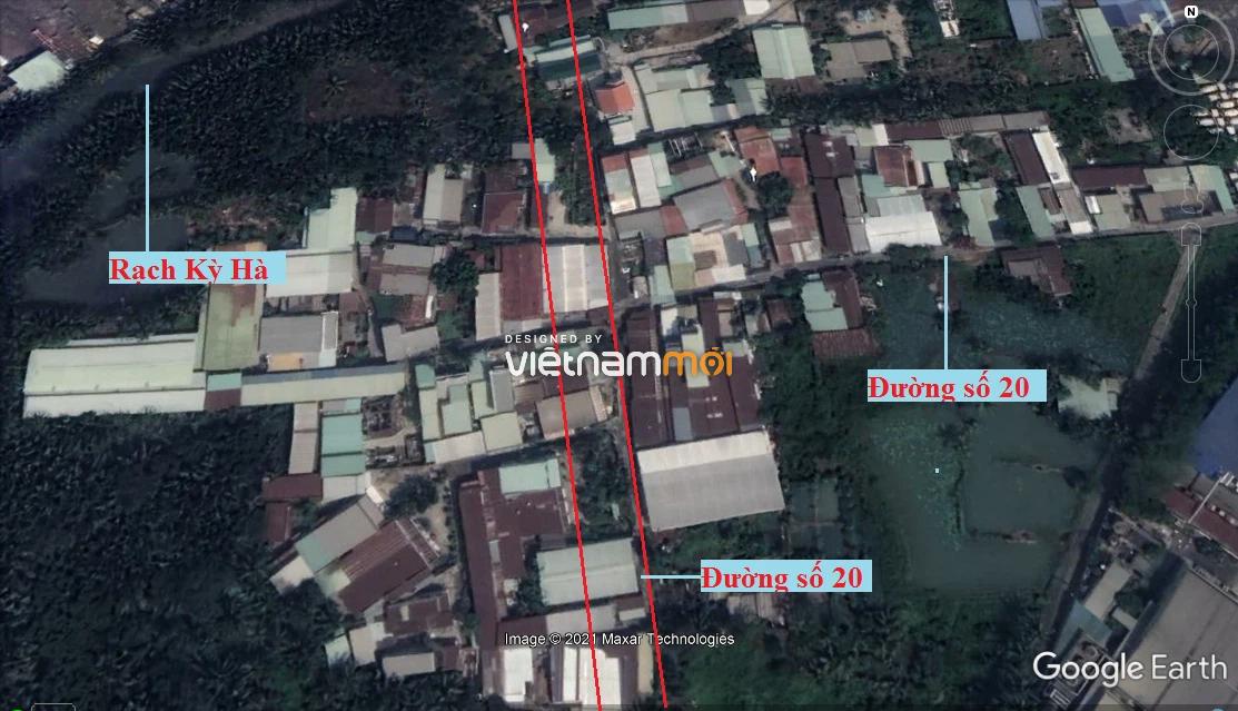 Đường sẽ mở theo quy hoạch ở phường Thạnh Mỹ Lợi, quận 2, Thủ Đức, TP HCM (phần 8) - Ảnh 4.