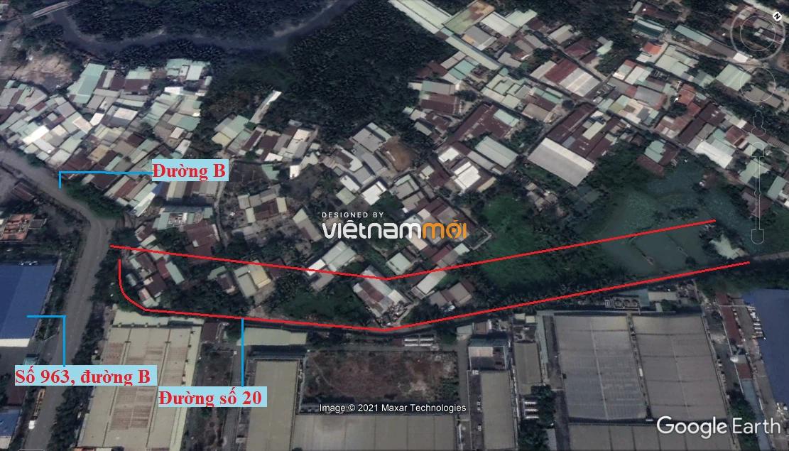 Đường sẽ mở theo quy hoạch ở phường Thạnh Mỹ Lợi, quận 2, Thủ Đức, TP HCM (phần 8) - Ảnh 6.