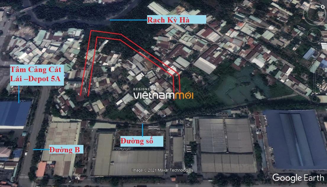 Đường sẽ mở theo quy hoạch ở phường Thạnh Mỹ Lợi, quận 2, Thủ Đức, TP HCM (phần 8) - Ảnh 9.