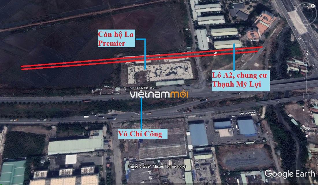 Đường sẽ mở theo quy hoạch ở phường Thạnh Mỹ Lợi, quận 2, Thủ Đức, TP HCM (phần 9) - Ảnh 5.