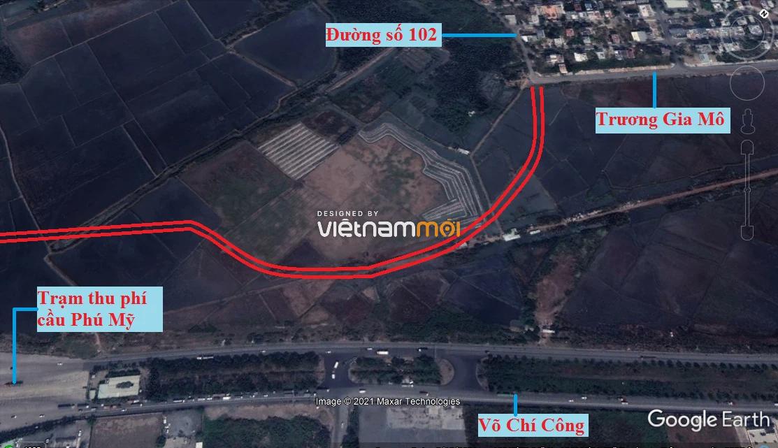 Đường sẽ mở theo quy hoạch ở phường Thạnh Mỹ Lợi, quận 2, Thủ Đức, TP HCM (phần 9) - Ảnh 8.
