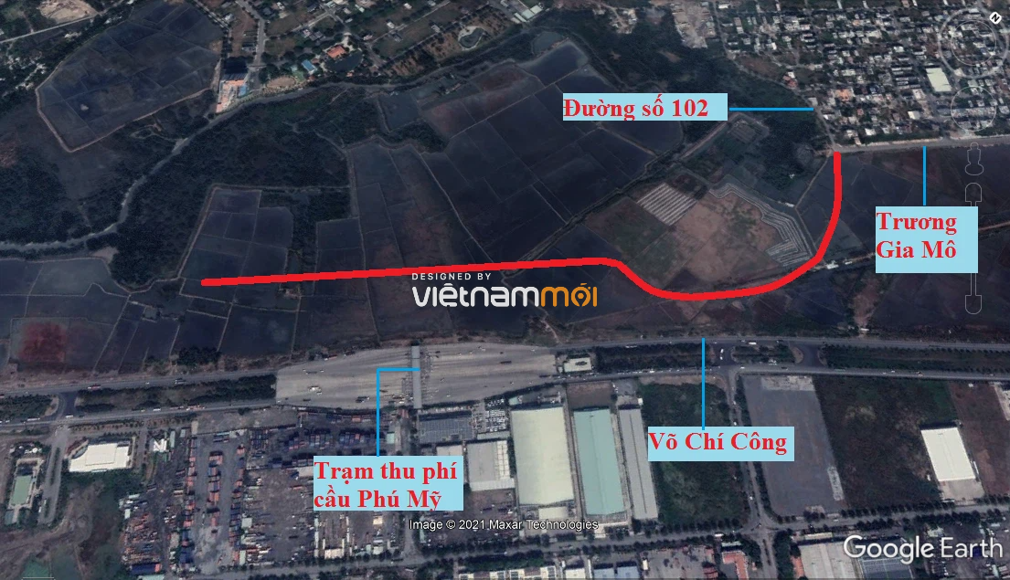 Đường sẽ mở theo quy hoạch ở phường Thạnh Mỹ Lợi, quận 2, Thủ Đức, TP HCM (phần 9) - Ảnh 6.