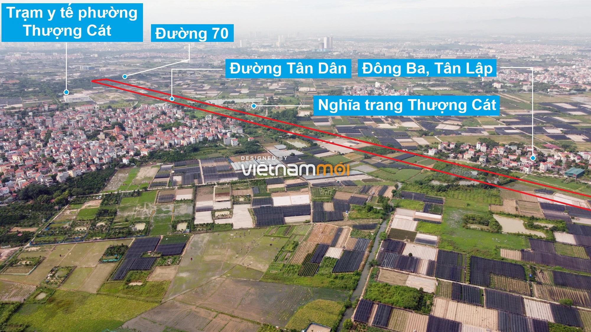 Đường sẽ mở theo quy hoạch xung quanh khu đô thị Vinhomes Wonder Park (phần 3) - Ảnh 2.
