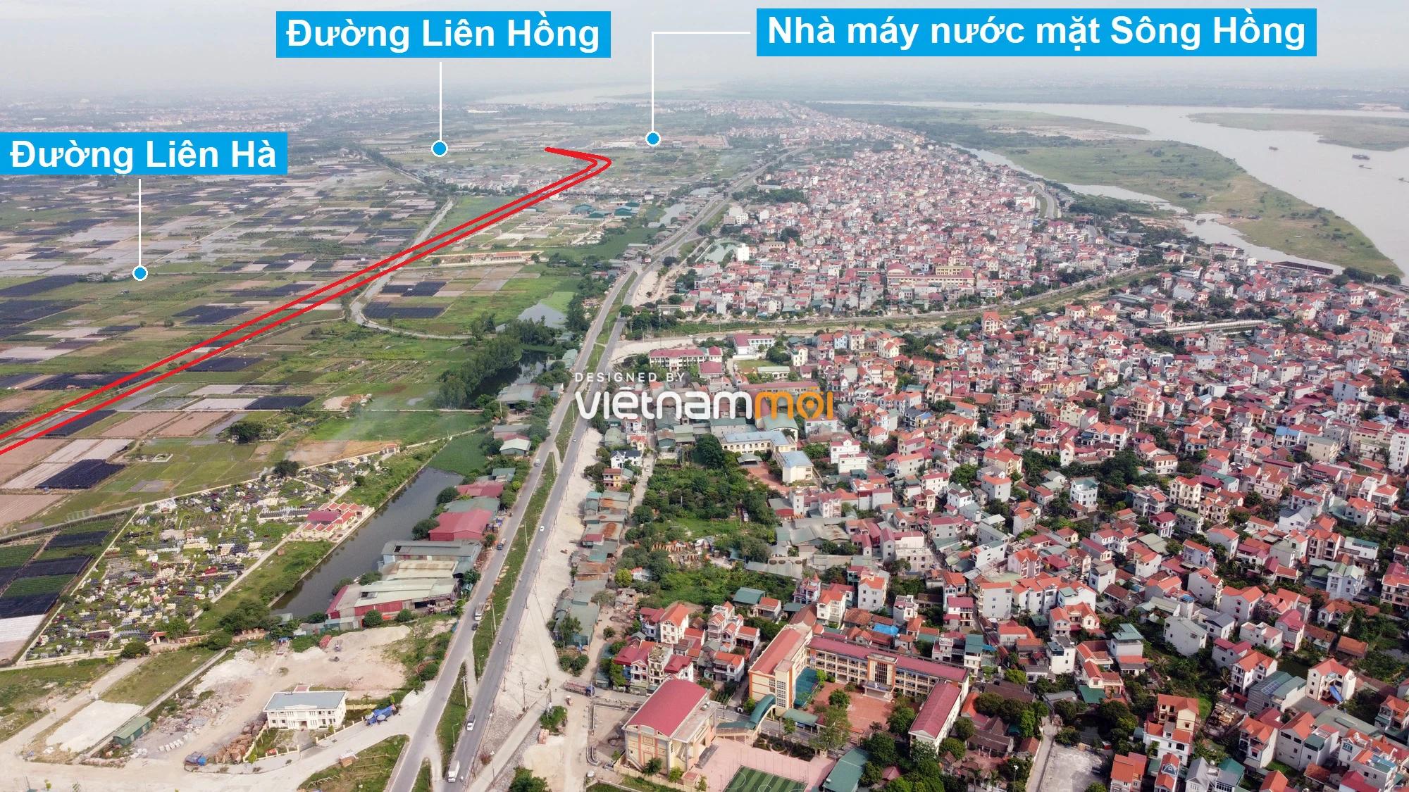 Đường sẽ mở theo quy hoạch xung quanh khu đô thị Vinhomes Wonder Park (phần 3) - Ảnh 4.