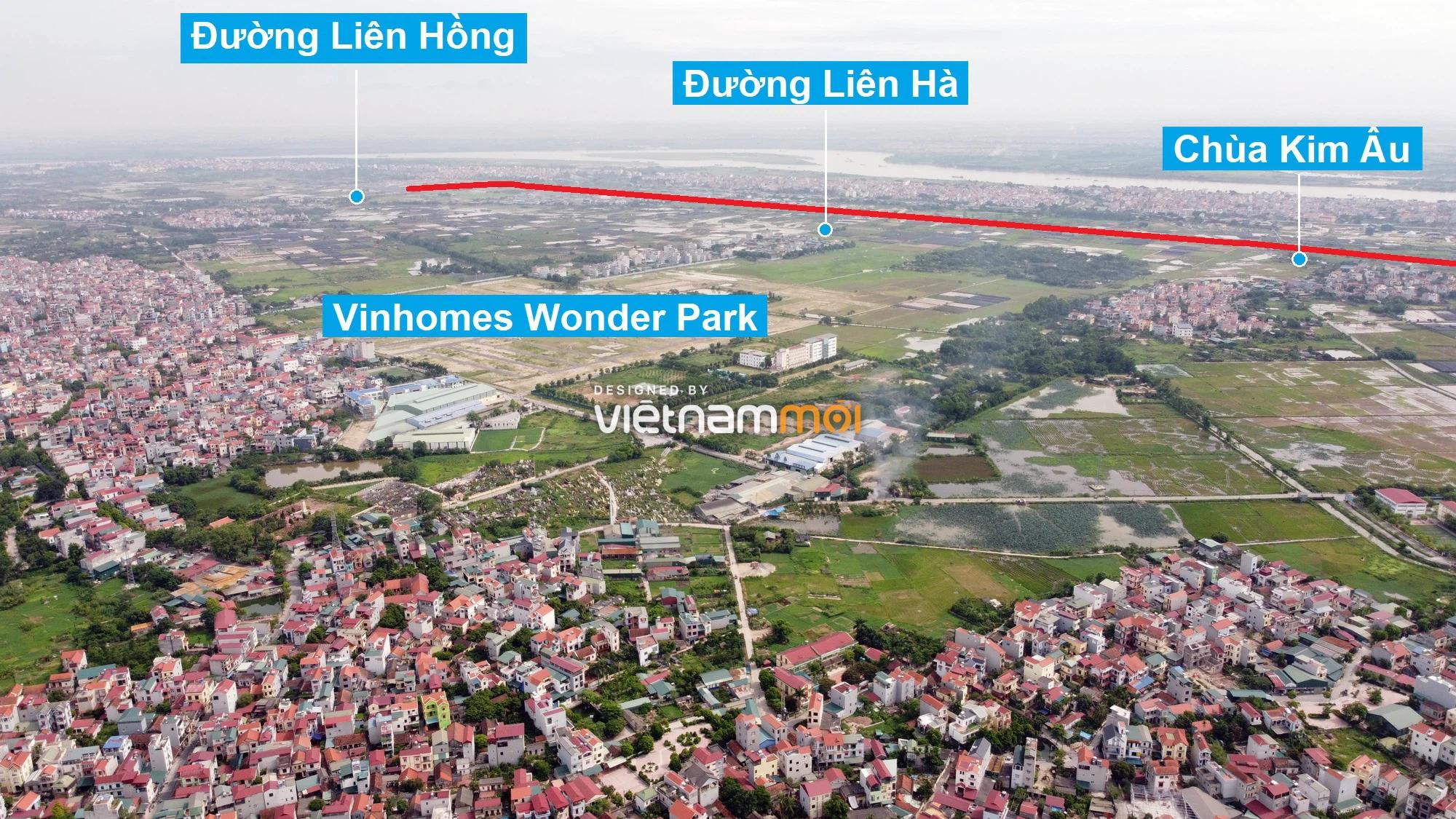 Đường sẽ mở theo quy hoạch xung quanh khu đô thị Vinhomes Wonder Park (phần 3) - Ảnh 5.