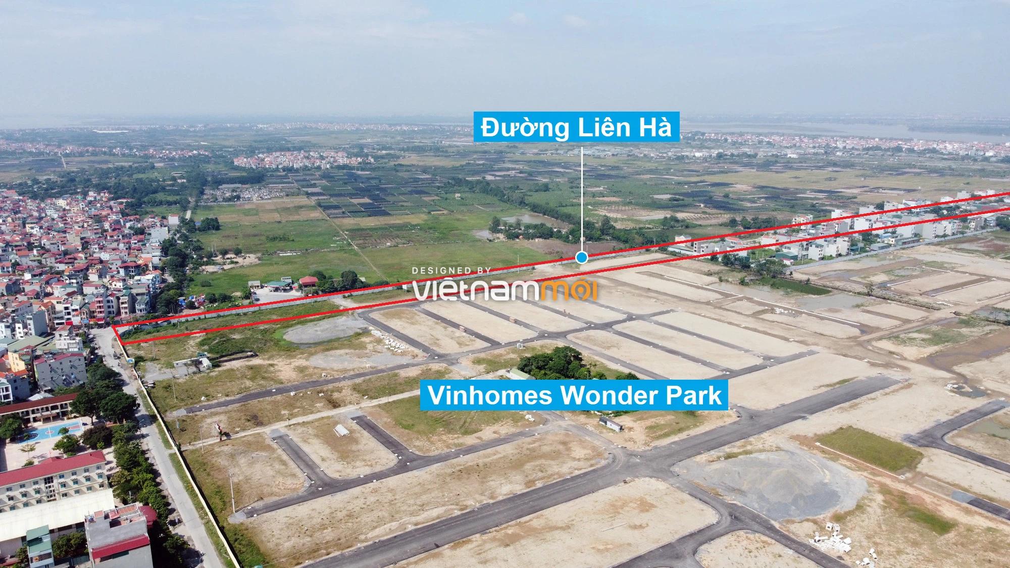 Đường sẽ mở theo quy hoạch xung quanh khu đô thị Vinhomes Wonder Park (phần 3) - Ảnh 8.
