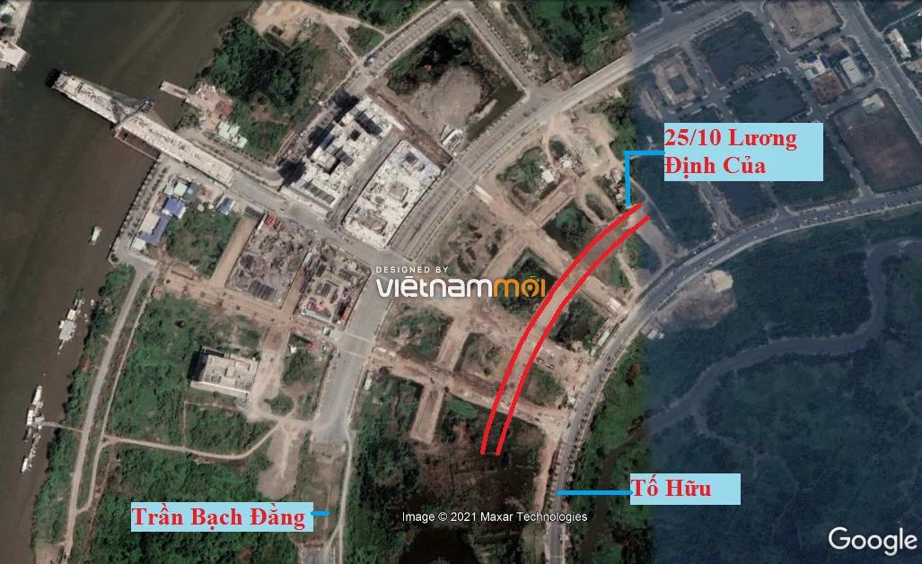 Đường sẽ mở theo quy hoạch ở phường An Khánh (cũ), quận 2, Thủ Đức, TP HCM (phần 1) - Ảnh 4.