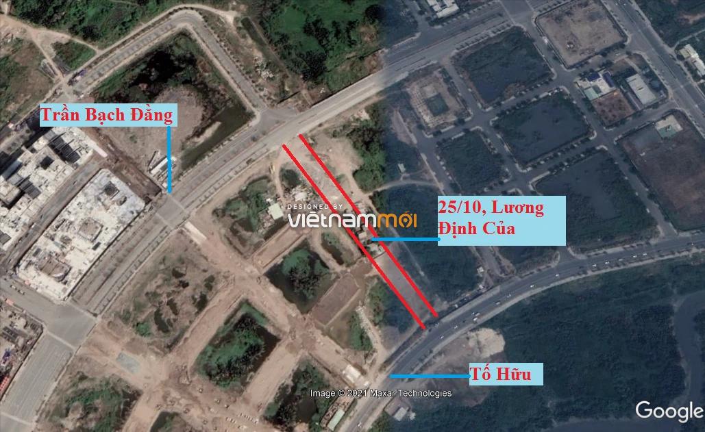 Đường sẽ mở theo quy hoạch ở phường An Khánh (cũ), quận 2, Thủ Đức, TP HCM (phần 1) - Ảnh 5.
