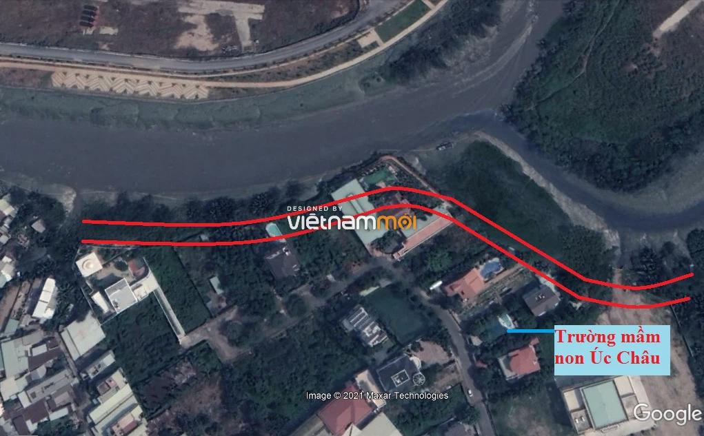 Đường sẽ mở theo quy hoạch ở phường Bình Trưng Tây, quận 2, Thủ Đức, TP HCM - Ảnh 5.