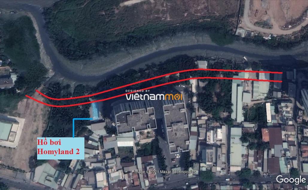 Đường sẽ mở theo quy hoạch ở phường Bình Trưng Tây, quận 2, Thủ Đức, TP HCM - Ảnh 6.