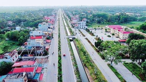 Hoằng Hóa, Thanh Hóa sẽ có khu đô thị sinh thái ven sông gần 50 ha - Ảnh 1.