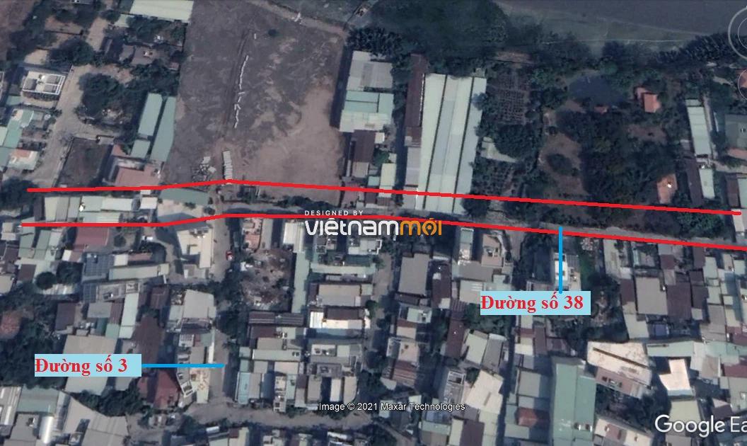 Đường sẽ mở theo quy hoạch ở phường Bình Trưng Tây, quận 2, Thủ Đức, TP HCM (phần 1) - Ảnh 4.
