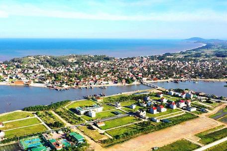 Hoằng Hóa, Thanh Hóa sẽ có khu đô thị sinh thái ven sông gần 50 ha