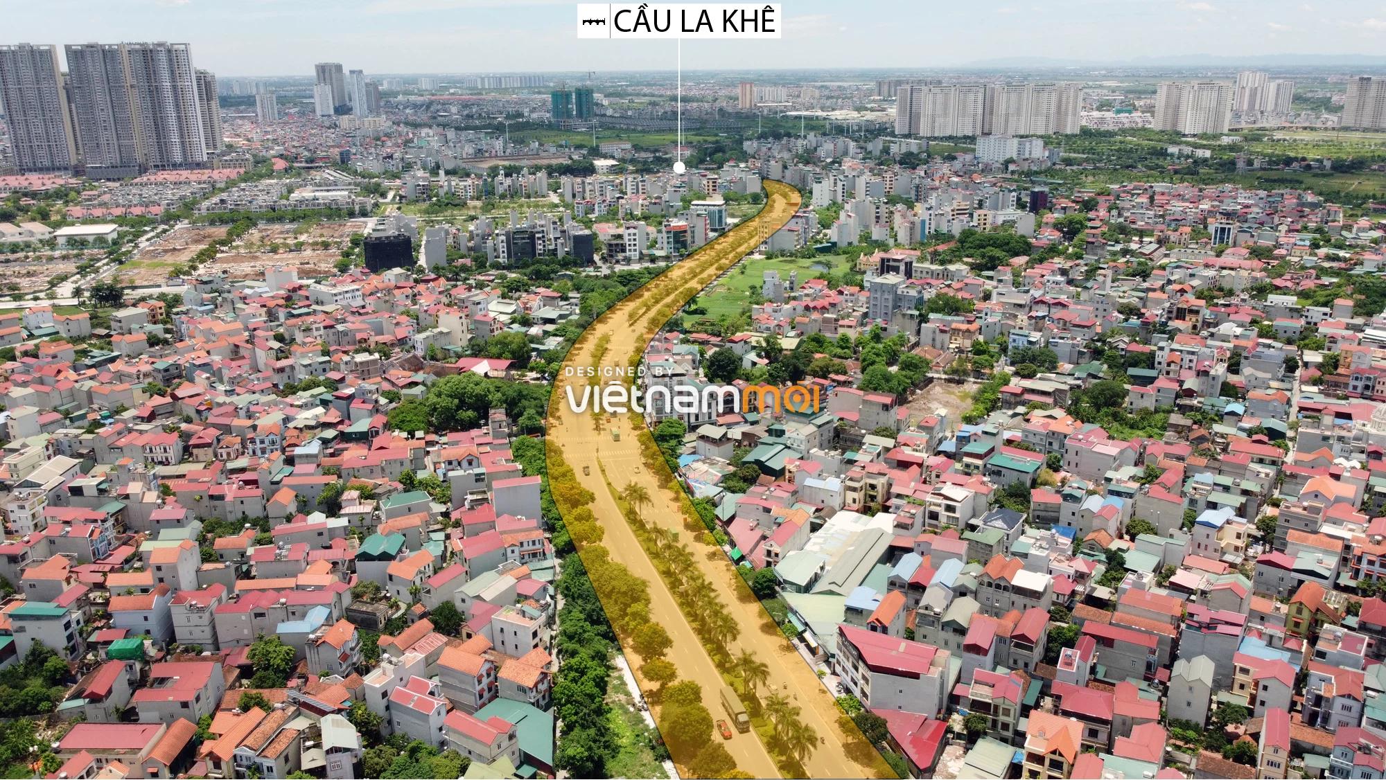 Đường Vành đai 3,5 sẽ mở theo quy hoạch qua quận Hà Đông, Hà Nội - Ảnh 4.