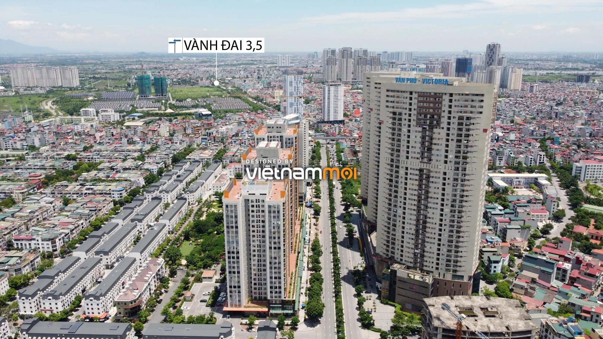 Đường Vành đai 3,5 sẽ mở theo quy hoạch qua quận Hà Đông, Hà Nội - Ảnh 9.