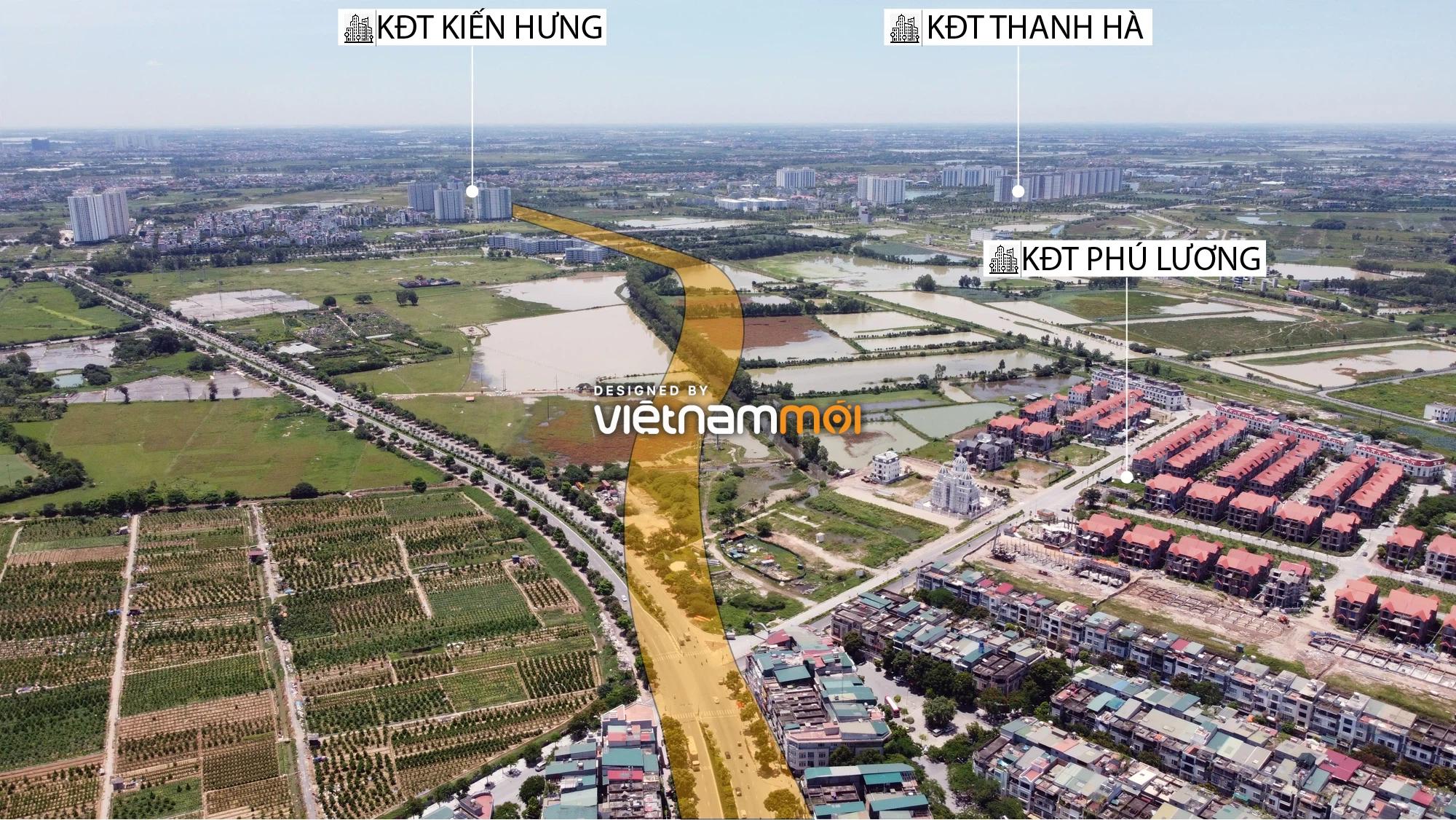 Đường Vành đai 3,5 sẽ mở theo quy hoạch qua quận Hà Đông, Hà Nội - Ảnh 11.